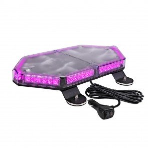 "NanoFlare 17"" 56W Mini Light Bar - Purple"