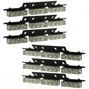 54-LED 6-Light Deck and Grille Light + Controller