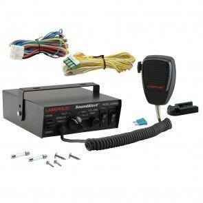 SoundAlert 100W Mechanical Siren and Switch Box