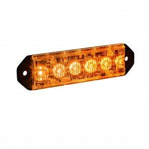 "PlanarFlash 5"" 6W Light Head - Amber"