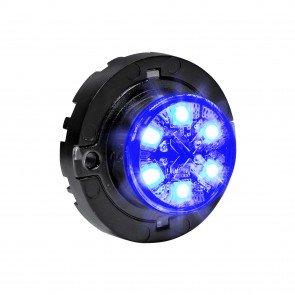 SnakeEye-III 6W Surface-Mount Hideaway Light - Blue