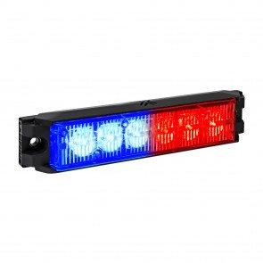 "NanoFlare 5.25"" 6W Light Head - Blue / Red"