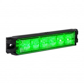 "NanoFlare 5.25"" 6W Light Head - Green"