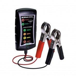 12/24V DC LED Display Battery/Alternator Tester