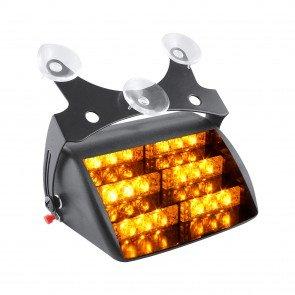 """5"""" 18-LED Dash Light - Amber"""