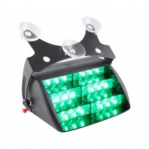 "5"" 18-LED Dash Light - Green"