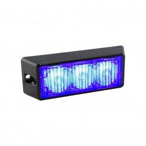 "SolarBlast 4"" 3W Light Head - Blue"