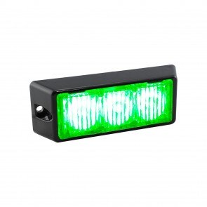 "SolarBlast 4"" 3W Light Head - Green"