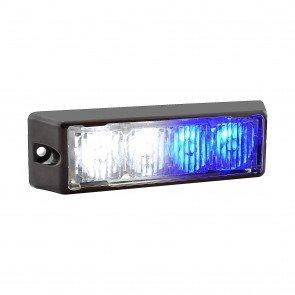 "SolarBlast 5"" 4W Light Head - Blue / White"
