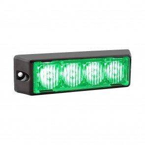 """SolarBlast 5"""" 4W Light Head - Green"""