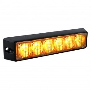 "SolarBlast 6"" 6W Light Head - Amber"