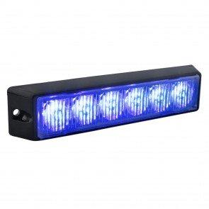 "SolarBlast 6"" 6W Light Head - Blue"