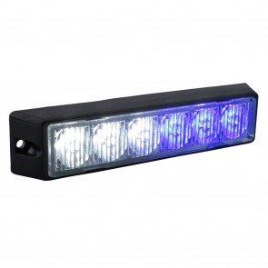 "SolarBlast 6"" 6W Light Head - Blue / White"