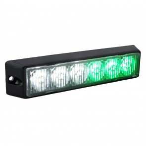 "SolarBlast 6"" 6W Light Head - Green / White"