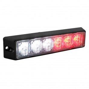 "SolarBlast 6"" 6W Light Head - Red / White"