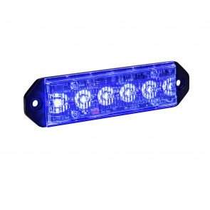 "PlanarFlash 5"" 6W Light Head - Blue"