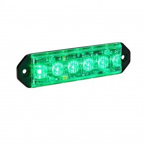 "PlanarFlash 5"" 6W Light Head - Green"