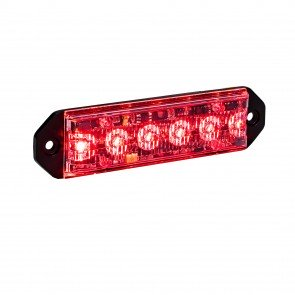 "PlanarFlash 5"" 6W Light Head - Red"