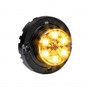 SnakeEye-III 6W Surface-Mount Hideaway Light - Amber
