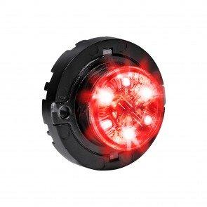 SnakeEye-III 6W Surface-Mount Hideaway Light - Red
