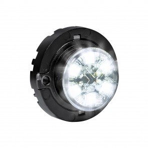SnakeEye-III 6W Surface-Mount Hideaway Light - White