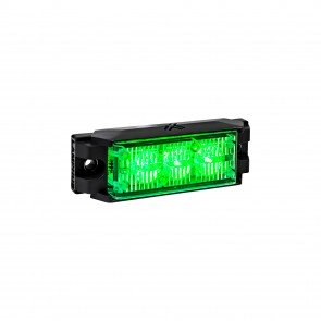"NanoFlare 3.5"" 3W Light Head - Green"