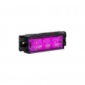 "NanoFlare 3.75"" 3W Light Head - Purple"