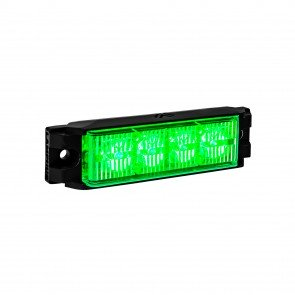"NanoFlare 4"" 4W Light Head - Green"