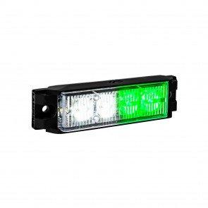 "NanoFlare 4"" 4W Light Head - Green / White"