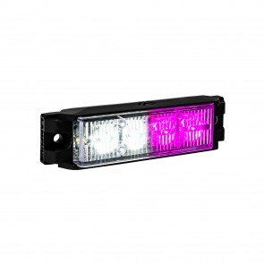 "NanoFlare 4"" 4W Light Head - Purple / White"