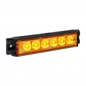 "NanoFlare 5.25"" 6W Light Head - Amber"