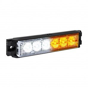 "NanoFlare 5.25"" 6W Light Head - Amber / White"