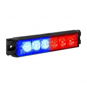 "NanoFlare 5.25"" 6W Light Head - Blue / Red"