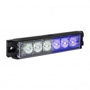 "NanoFlare 5.25"" 6W Light Head - Blue / White"