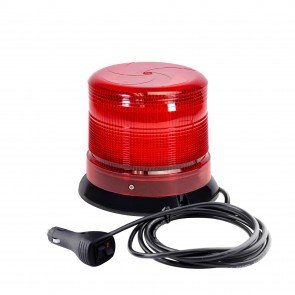 "AURA 5.5"" 12W Beacon Light - Red (Discont.)"