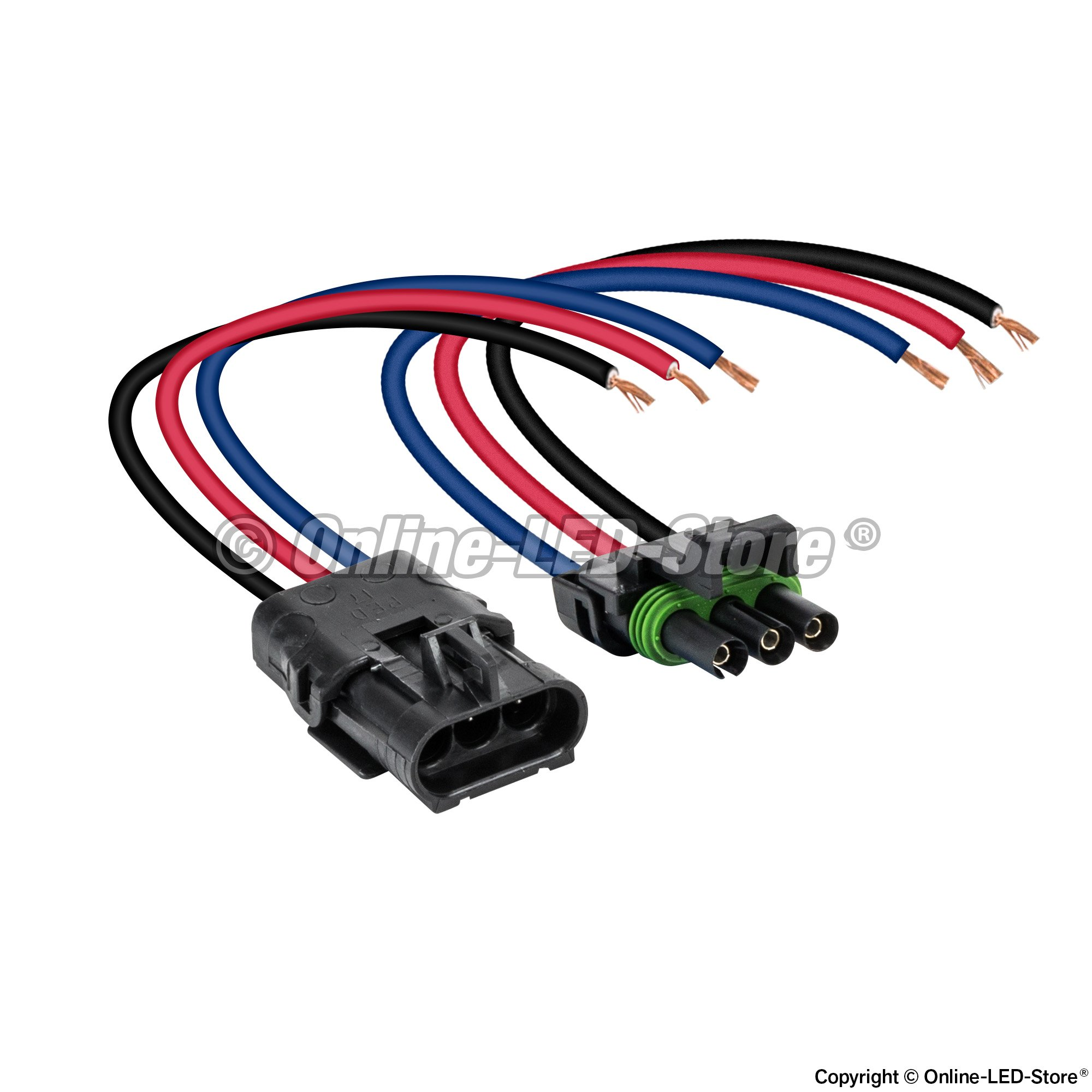 Weather Pack Connector Kits | Automotive Electrical Wires