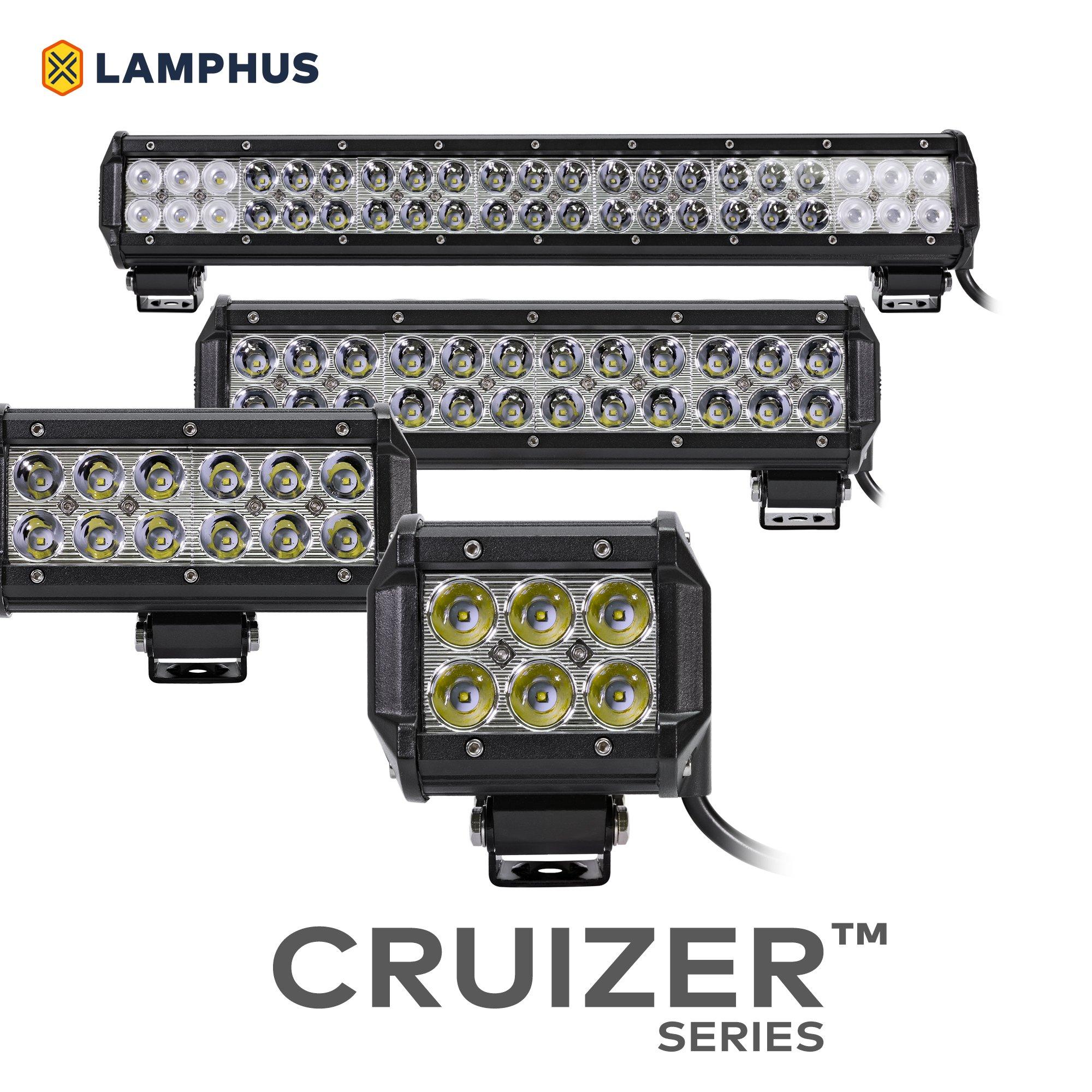 Light Shop Harrow Road: LAMPHUS CRUIZER Light Bar