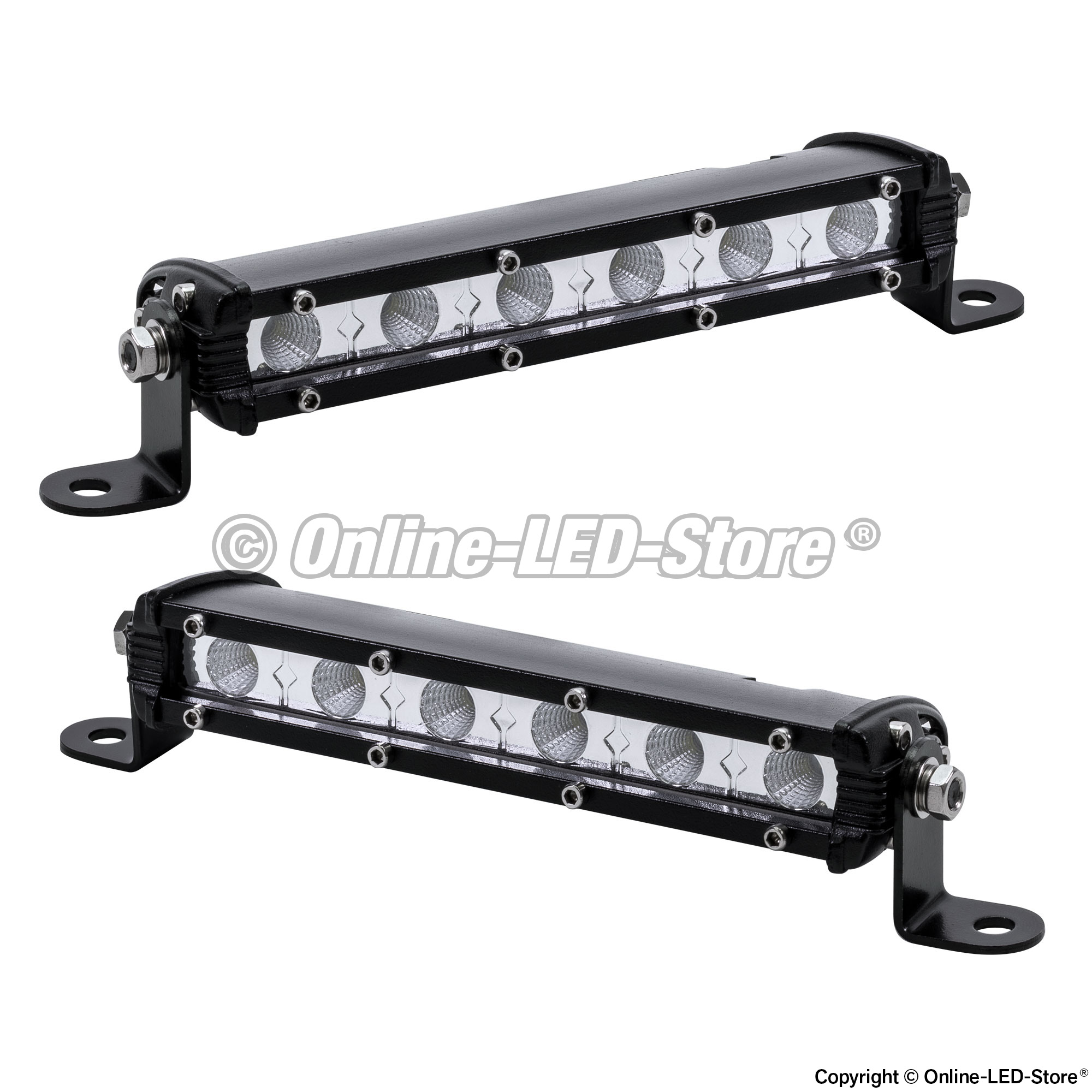Ultra Thin LED Light Bar | Ultra Slim LED Light Bar