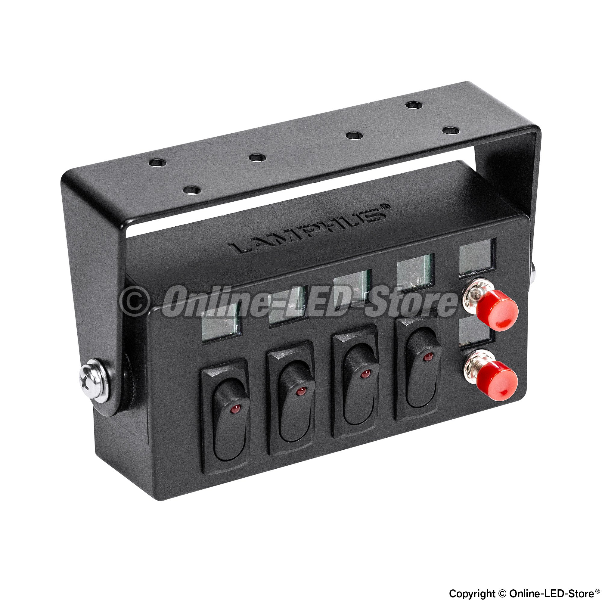 LED Rocker Switches | Momentary Switches | Online LED Store
