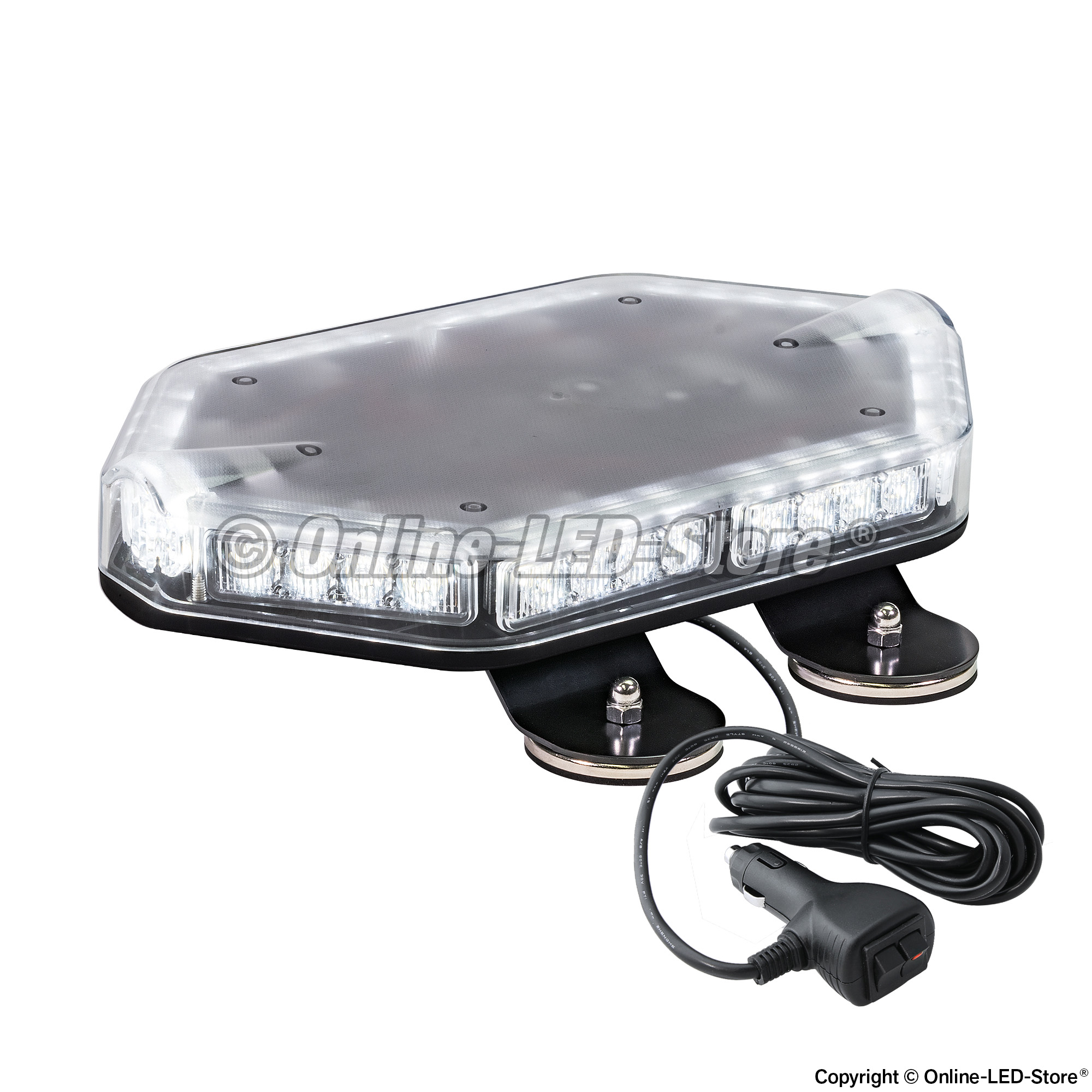40W Mini LED Light Bar