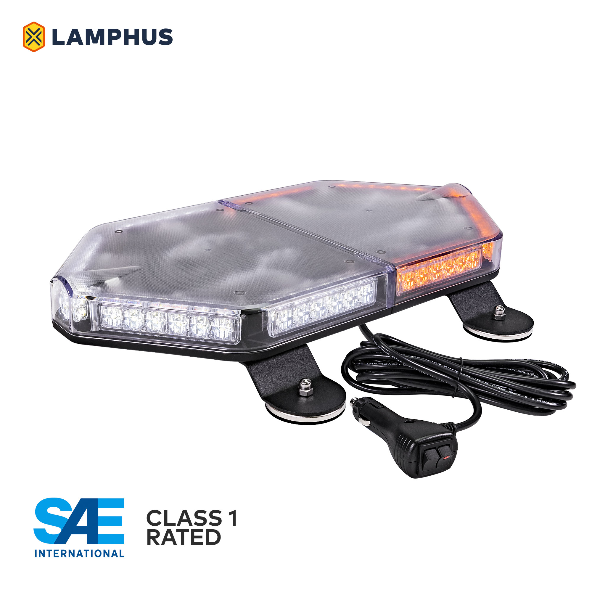 Police Car Light Bar Police Strobes Safety Light Bar