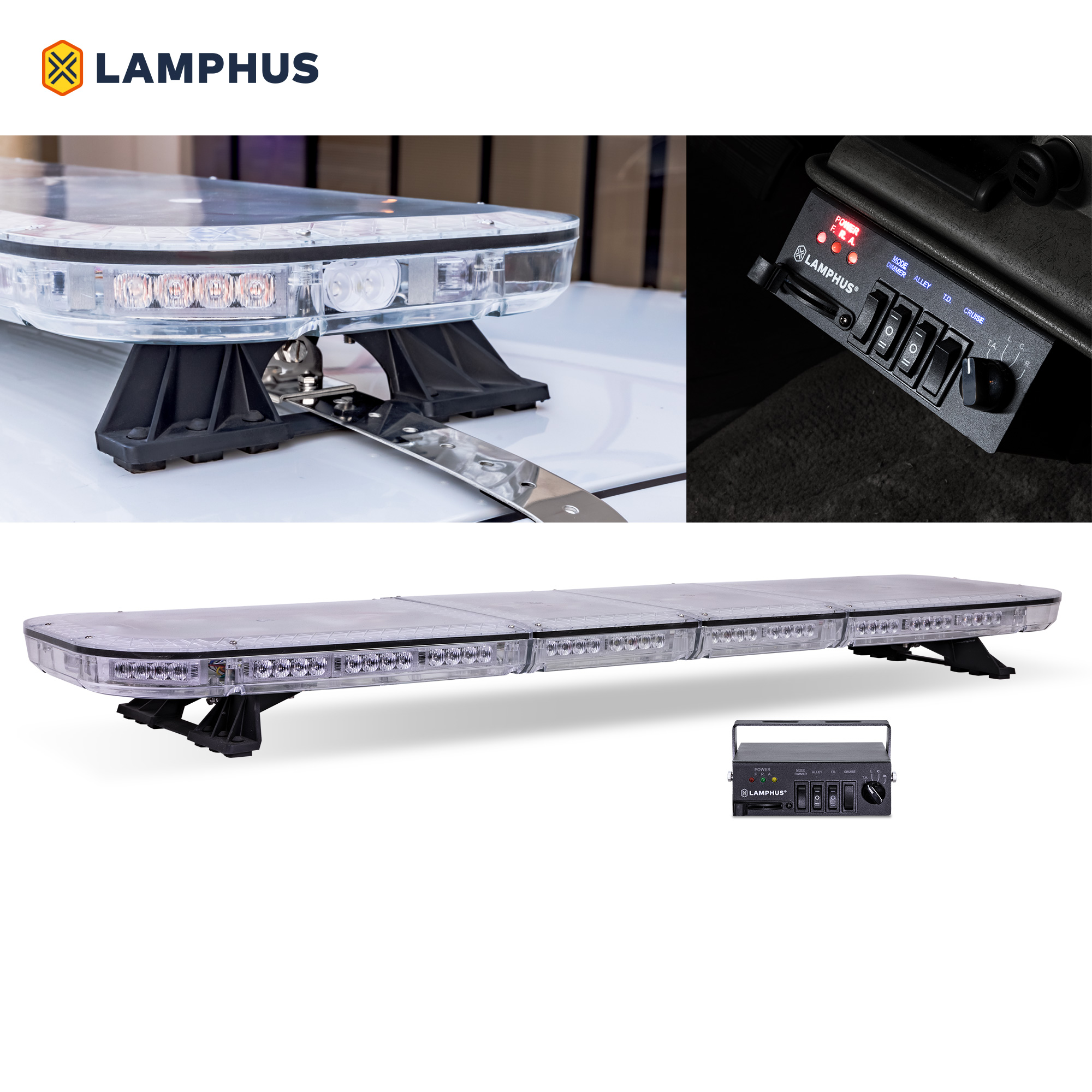 Emergency Vehicle Light Bar