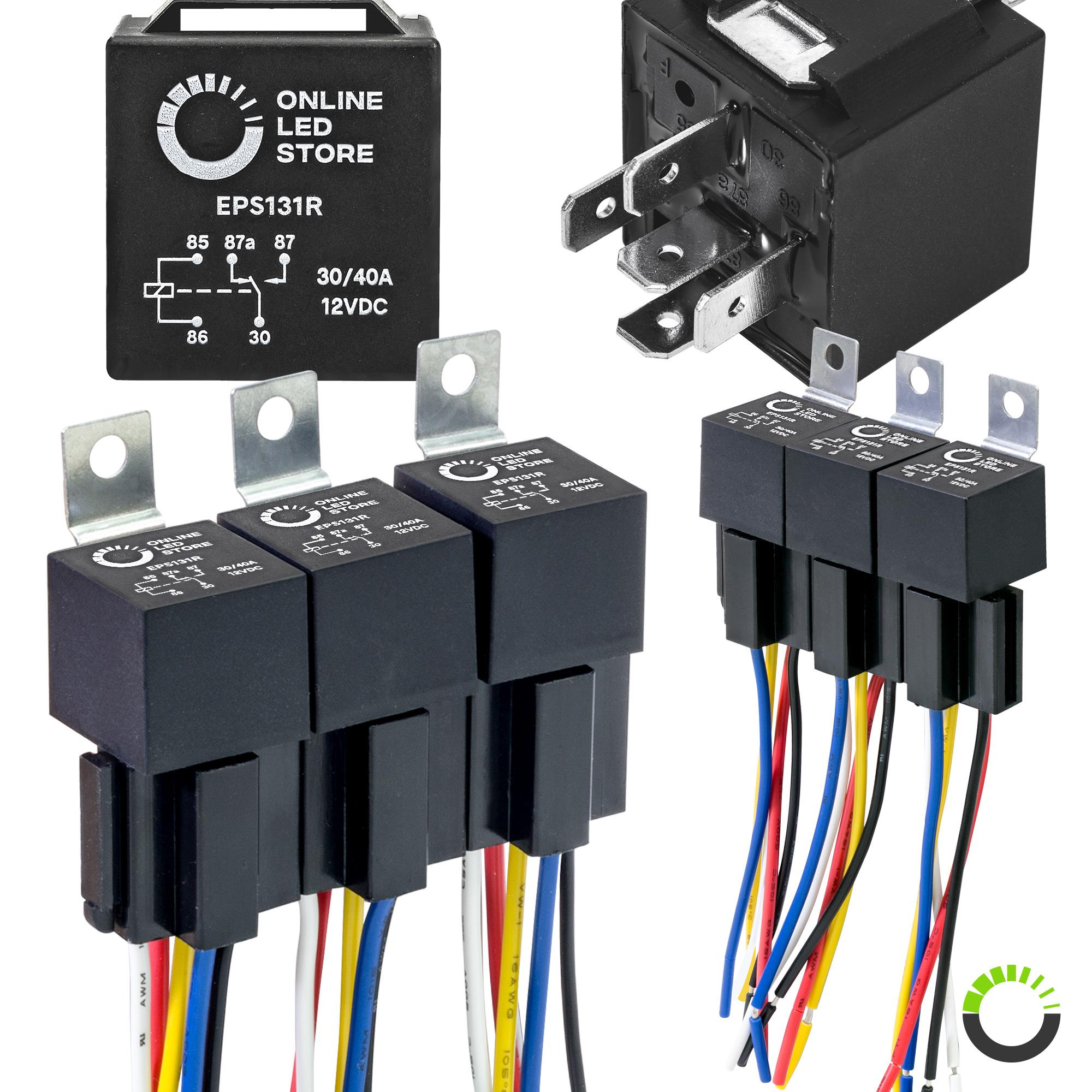 5 Pin Relay Harness - 14.6.nuerasolar.co •