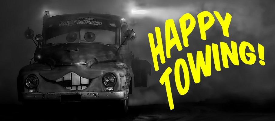 Happy Towing