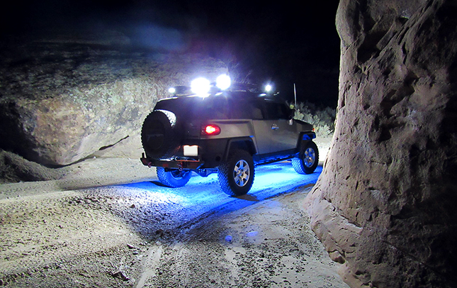 buying off road lights