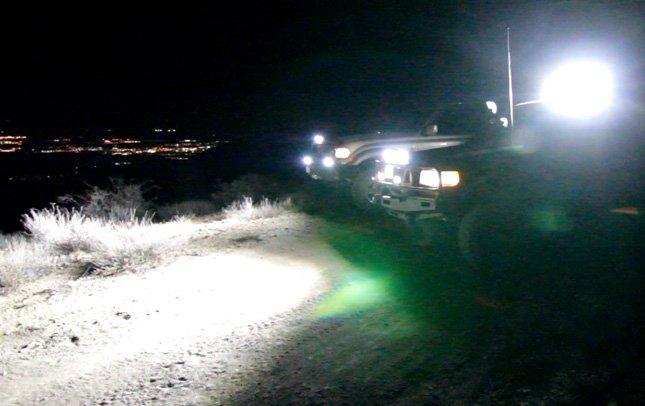 off road light bars