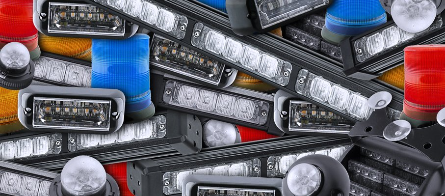 can you have too many lights on your emergency vehicle