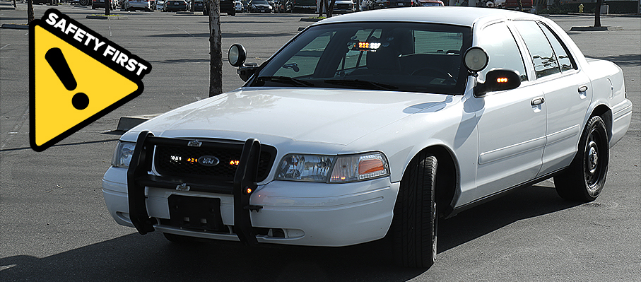 tips for driving your emergency vehicle safely