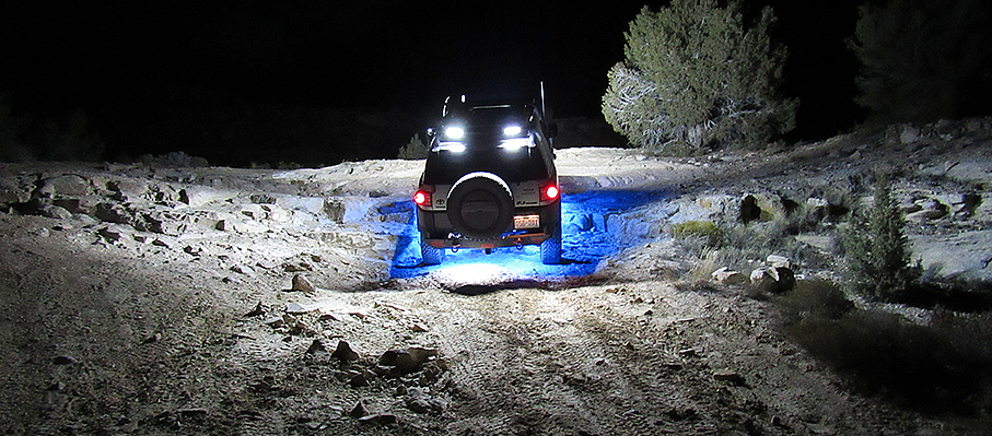 Off-Road Light Bars