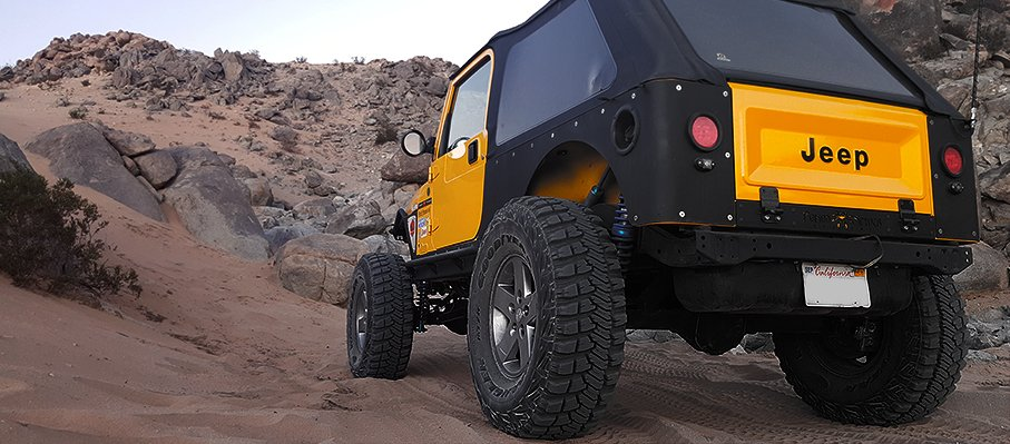 Top Gear Needed to Outfit Your Off-Road Vehicle